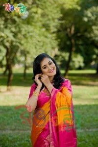 Master Color Hot Pink Silk Saree With blouse Pece